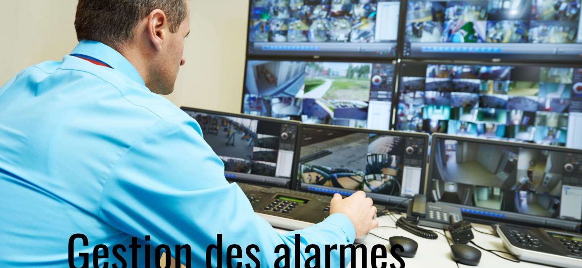 Alerte Video protection supervision