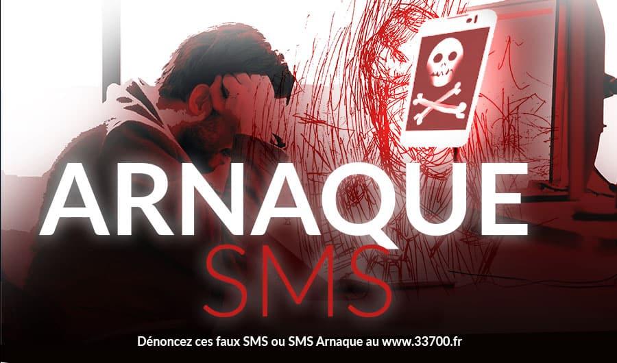 sms Arnaque